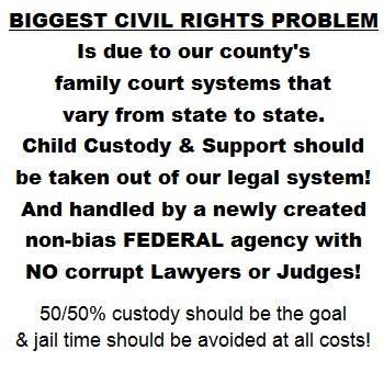 Biggest Civil Rights Problem - Most Urgent Social Cause - 2015