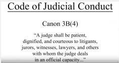 Code of Judicial Conduct - 2015