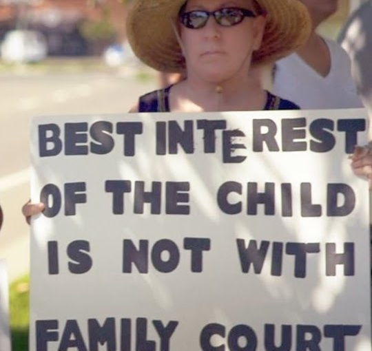 Men and Women Should Be Treated Equally in FamilyCourts