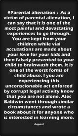 Parental-alienation-As a victim - StandupforZoraya 2015