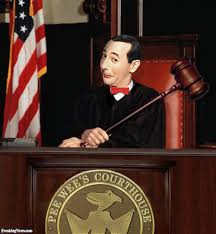 Pee Wee's Courthouse - 3 Ring Circus - AFLA Blog - 2015