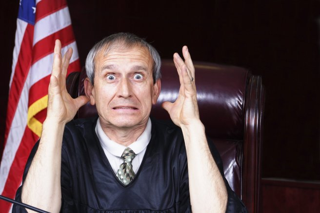 State Judges are Clowns - 3 Ring Circus - AFLA Blog - 2015