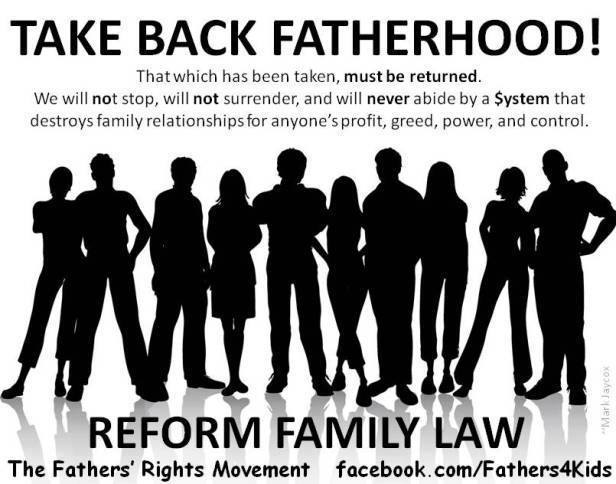 TAKE BACK FATHERHOOD 2015 - AFLA