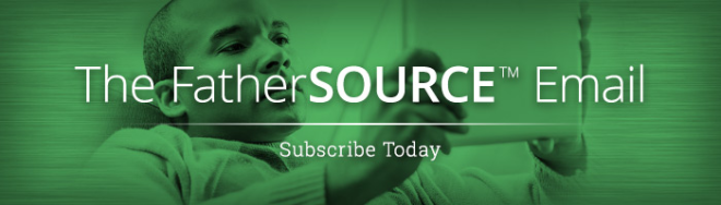 FatherSource Email Sign Up