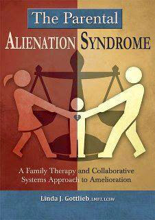 issue of parental alienation syndrome When therapists encounter a child rejecting a parent, not just having conflict with a parent, but completely detaching from a parent, then they are most likely witnessing parental alienation syndrome.