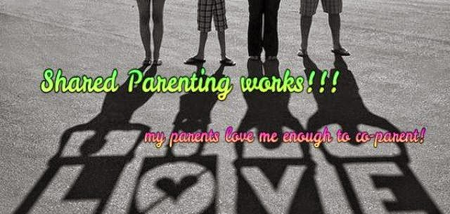shared parenting works - 2016