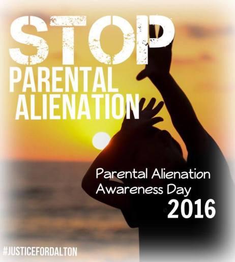 Stop Parental Alienation Day - 2016