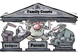 Family Court Predators