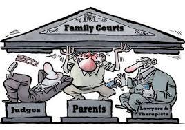 Family Court Predators